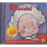 CD Musik Klasik Lovely Baby Mozart. Classic. Music.