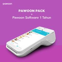 Pawoon Pack POS Terminal + Pawoon Software 1 Tahun