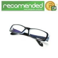 Kacamata Komputer Anti Radiasi Blue Light - BL8084 - Hitam