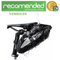 Newboler Tas Jok Sepeda Saddle Safety Bag Waterproof 3L - BAG009 - Hi
