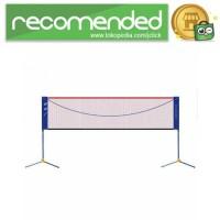 Net Badminton Portable Folding Rack 5.1 Meter - Multi Warna