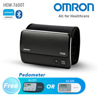 OMRON Blood Pressure Monitor HEM-7600T(With Bluetooth)