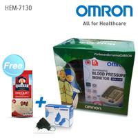 Omron Ramadhan Tensimeter HEM-7130 Free Adaptor + Quaker Oatmeal