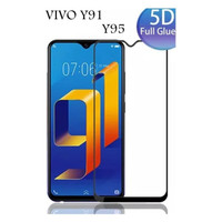 Tempered Glass 6D 5D 4D VIVO V15 pro V15 Y95 Y93 Y91 Y83 Y81