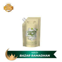 Mustika Ratu Refill Jasmine Bath & Shower Gel 250ml Sabun Mandi Cair