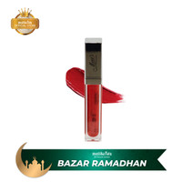 Mustika Ratu Moors Lip Liquid Le 02 Peach Crystal Fresh 7gr