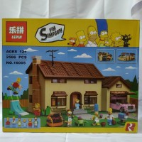 Lepin 16005 The Simpsons House Lego Brand New Sealed