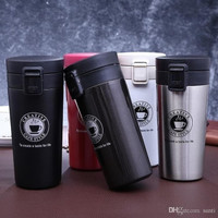 TERMOS KOPI CFD26 VACUUM TUMBLER GELAS MUG COFFEE PANAS DINGIN