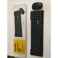 AY Mouse Keyboard Wireless Banda W500