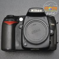 NIKON D90 BO (#2304)