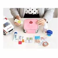 Dompet Obat P3K Dompet P3K portable Tempat P3k travel medicine bag