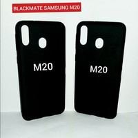Softcase Slim Black Matte Samsung M20