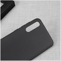 Softcase Slim Black Matte Samsung A50
