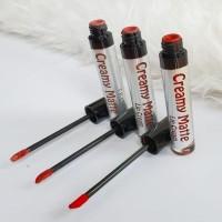 Promo Trisia Lipstik Creamy Matte Limited
