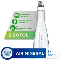 AQUA Reflections 380ml (2 botol)