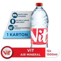 VIT Air Mineral 1500ml (12 botol)