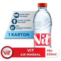 VIT Air Mineral 330ml (24 botol)