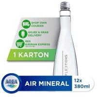 AQUA Reflections 380ml (12 botol) [P]