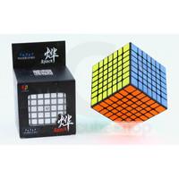 Rubik 7x7 Qiyi X-man Spark 7x7 Black Base Original