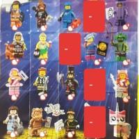 Lego 710239 The Lego Movie 2 - Hot Minifigure 2019