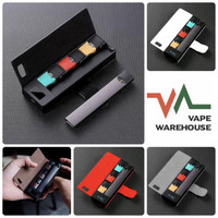 FuuL JuuL Charger Box Leather 1200 mah Authentic