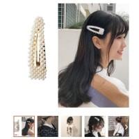 Jepitan rambut Mutiara Hairpin Pearl Fashion Imoport Korean Style
