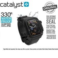 Case Apple Watch 4 44mm Catalyst Waterproof Original - Stealth Black