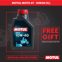 Motul Moto 4t - 10w40 - 1 Liter