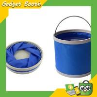 Folding Bucket Super Sale! Fishing Waterproof Pail 11L / Termurah Embe