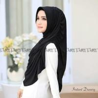 Hijab Instan Khimar Dravery Jilbab Instant Kerudung MURAH