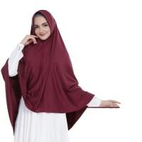 Hijab Instan Khimar Jilbab Syarii Bergo Instant Kerudung MURAH