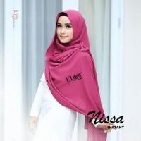 Hijab Instan Khimar Instan Nissa Jilbab Instant Kerudung MURAH