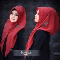 Hijab Instan Khimar Syiria Tammia Jilbab Instant Kerudung MURAH