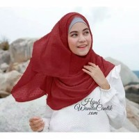 Hijab Instan Khimar Jilbab Instant Afifa Kerudung MURAH