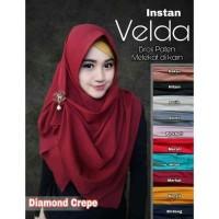 Hijab Instan Khimar Instan Velda Jilbab Instant Kerudung MURAH
