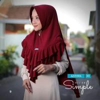 Hijab Instan Khimar Azzora 10 Jilbab Instant Kerudung MURAH