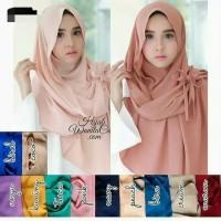 Hijab Instan Khimar Pashmina Tali Instan Jilbab Instant Kerudung MURAH