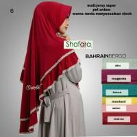 Hijab Instan Khimar Bergo Bahrain Jilbab Instant Kerudung MURAH