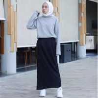 BASIC SKIRT | ROK SPAN | by Alohawa