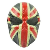 Topeng Paintball Mask
