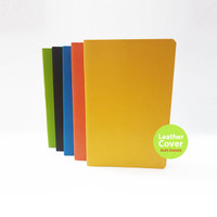 Custom Notebook Ala #Moleskine/ Planner/ Journal - SMALL (RULED DLL)