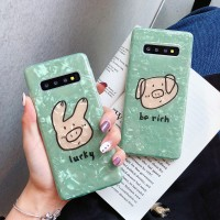 Casing Soft Case Samsung S8 S9 S10 Plus Note 8 Note 9 Note 9 Motif Bab
