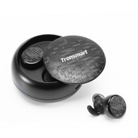 Tronsmart Encore Spunky Buds Bluetooth Headphones Ori Murah (Black)