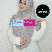 Terbaru Murah Jilbab/Hijab Instan Jersey Terbaru,Bergo Lavani by