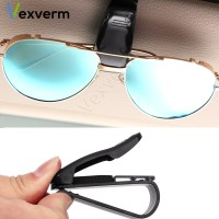 Termurah Car Sun Visor Sunglasses Eyeglasses Glasses Holder Ticket
