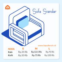 Cuci Sofa Standar Bandung Cimahi