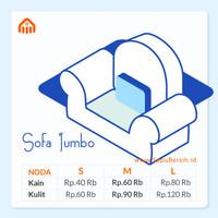 Cuci Sofa Jumbo Bandung
