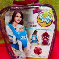 Flash Sale Gendongan Hipseat/Gendongan Depan Bayi/Baby Joy/Bjg