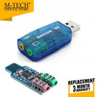 M-Tech Original USB Sound 5.1 Sound Card