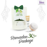 Paket Healthy Glow Foundation & Face Powder